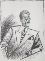 Image of Attorney Johnnie Cochran - Crowe, J.D., 1959-